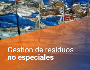 Gestion de Residuos No Especiales