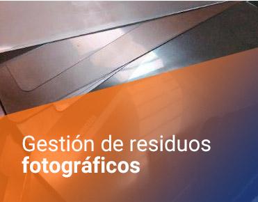TRF Gestion de Residuos Fotgraficos