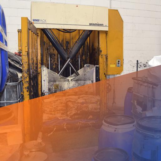 TRF Gestió de Residus Sant Andreu de la Barca Residus No especials